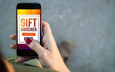 Gift cards go digital